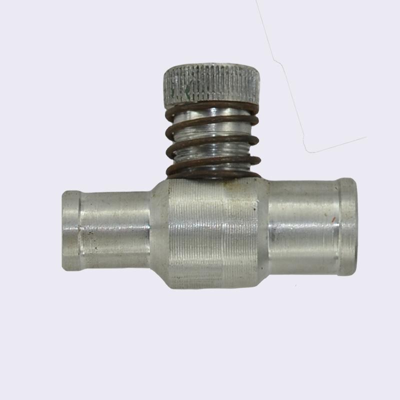 Дозатор газу d16-20 металевий