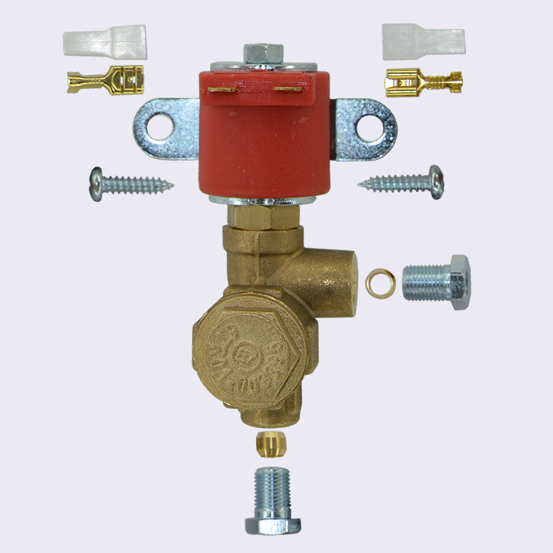 Газовый клапан d6 малый (Турция)