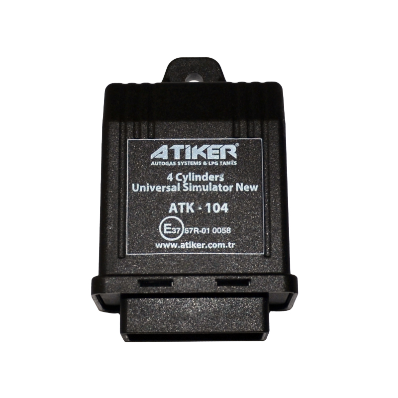 Емулятор форсунок Atiker (4 циліндри) з проводами
