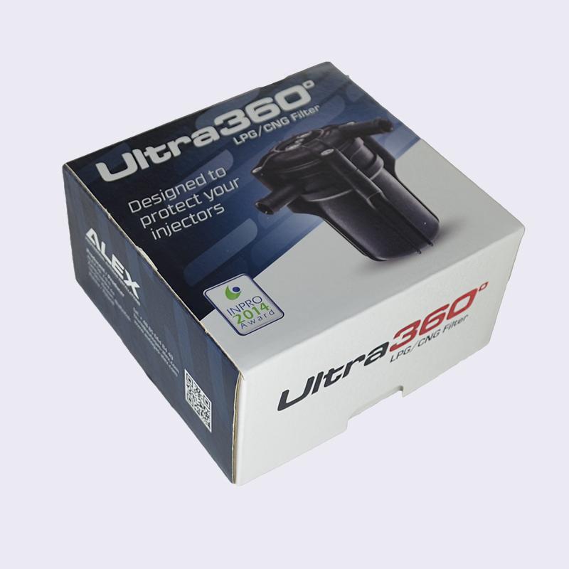 Фильтр тонкой очистки Alex Ultra 360 d12-d12