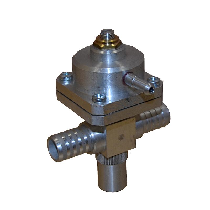 Вакуумный дозатор газа d16-16 оригинальный алюминиевый