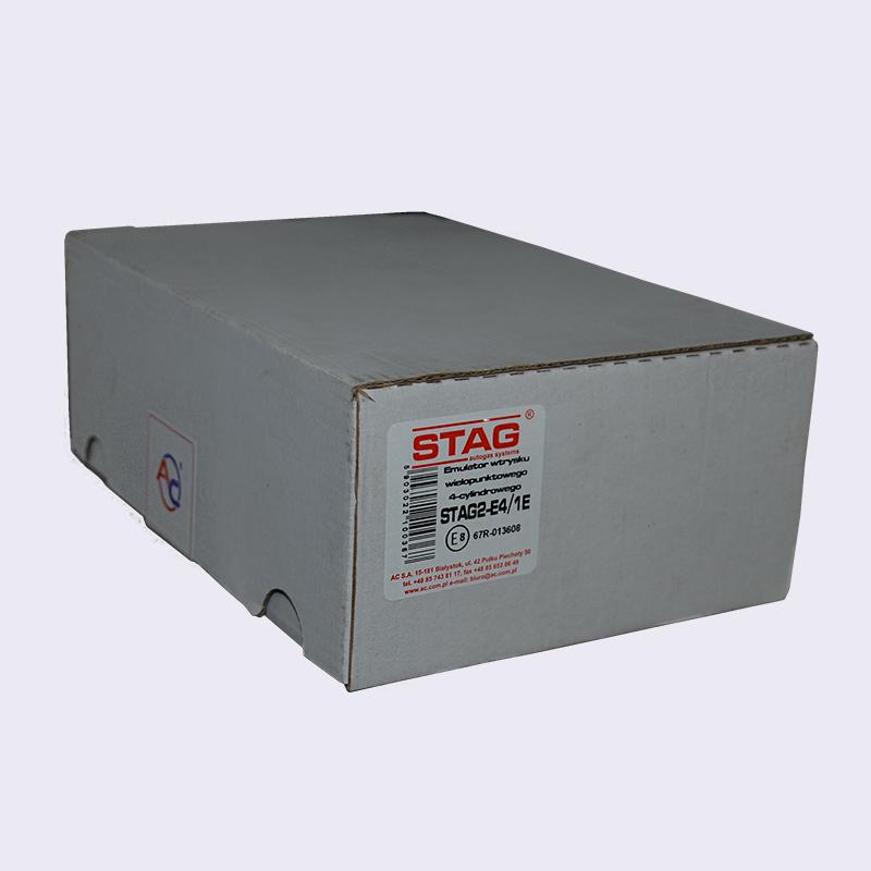 Эмулятор форсунок Stag2-E4/1E