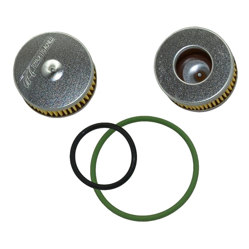 Фільтр грубого очищення Tomasetto ОРИГІНАЛЬНИЙ (№10, в клапан редуктора) з гумовими кільцями