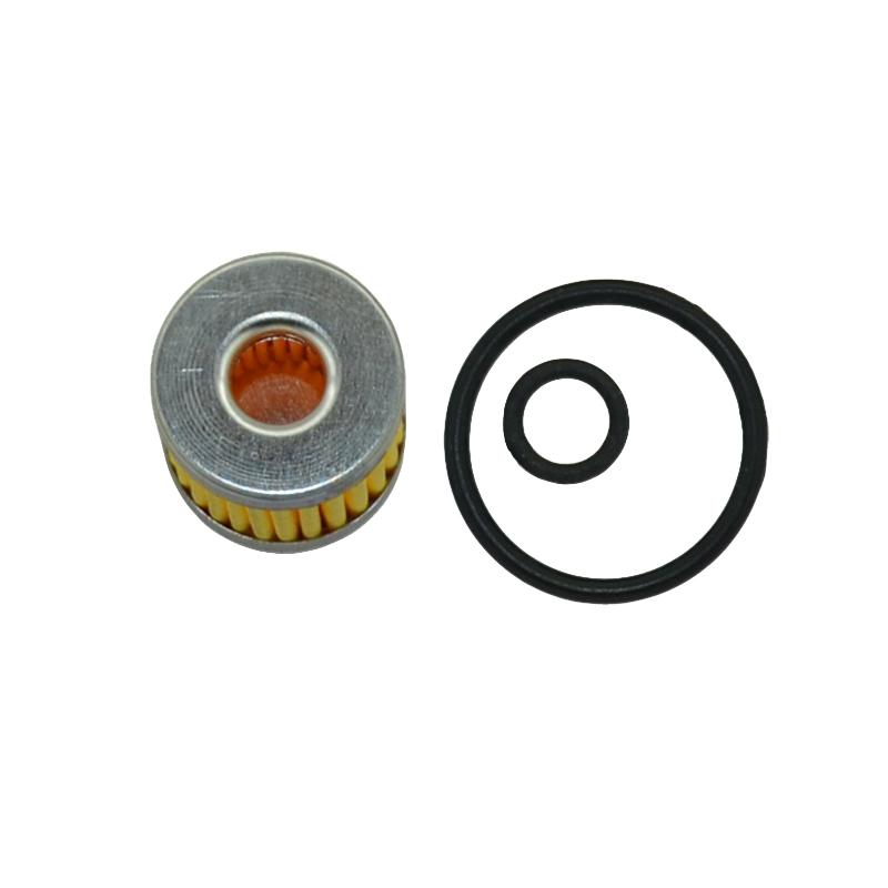 Фільтр грубої очистки для газового клапана OMB (№23) з гумовими кільцями ущільнювачів
