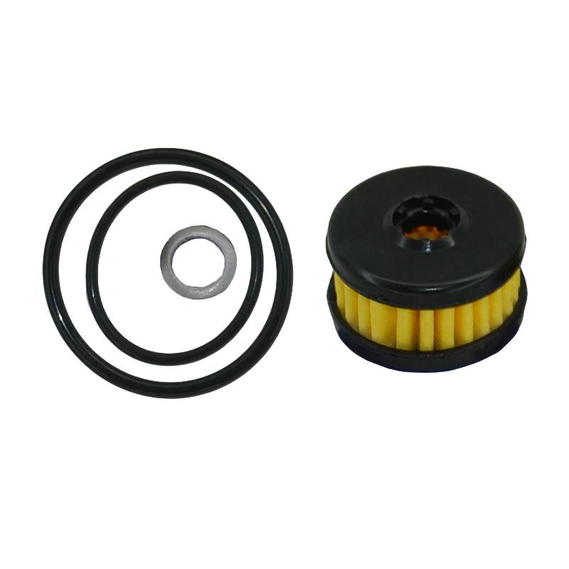 Фільтр грубої очистки для газового клапана Valtek (№24) з гумовими кільцями ущільнювачів