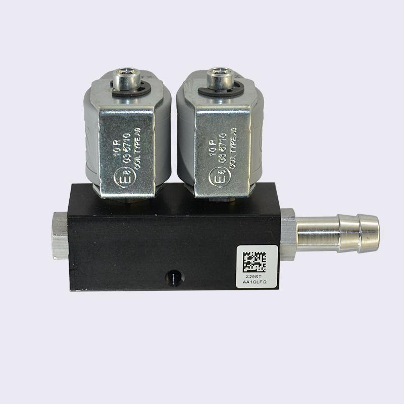 Форсунки Rail IG-1 (2 Ом, 2 цилиндра)