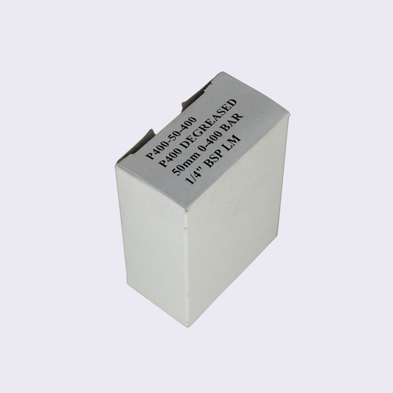Метановый манометр 0-400 Бар Greengas
