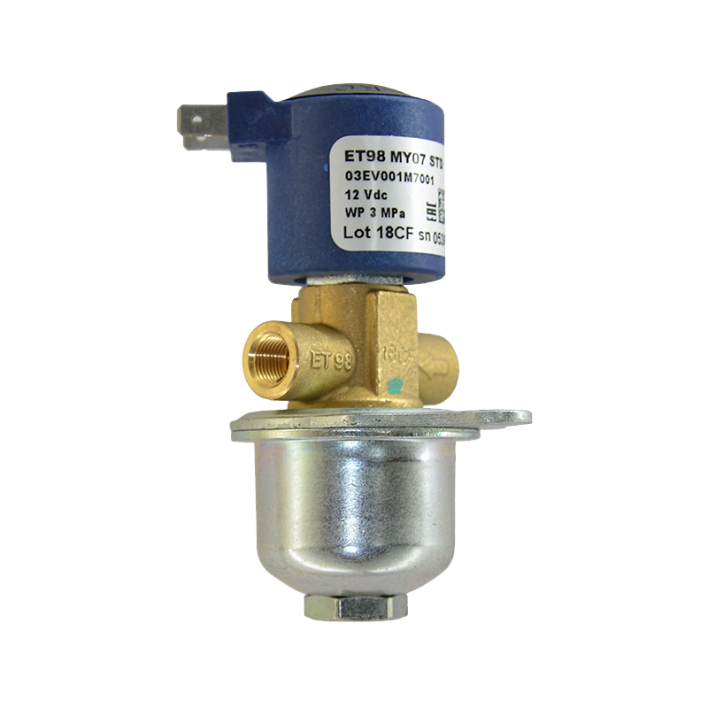 Газовий клапан d6 BRC ET98 MY07 (новий)