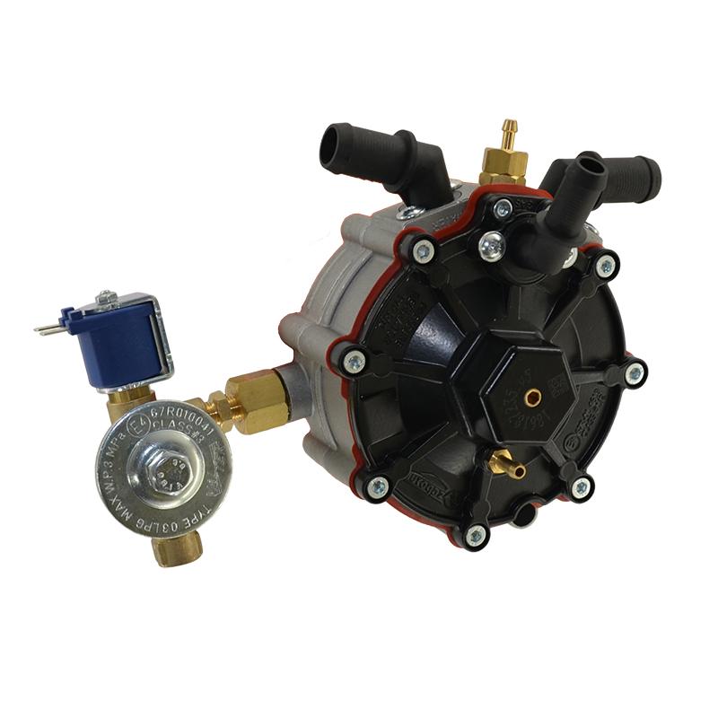 Редуктор STAG R01 black 150 HP (110 кВт) в Харькове