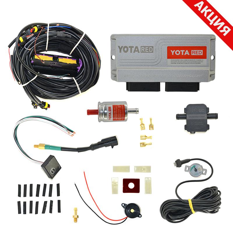 Электроника Yota RED на 4 цилиндра (без гарантии)
