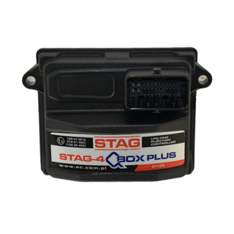 Комплект электроники Stag 4 Q-Box Plus оригинальный