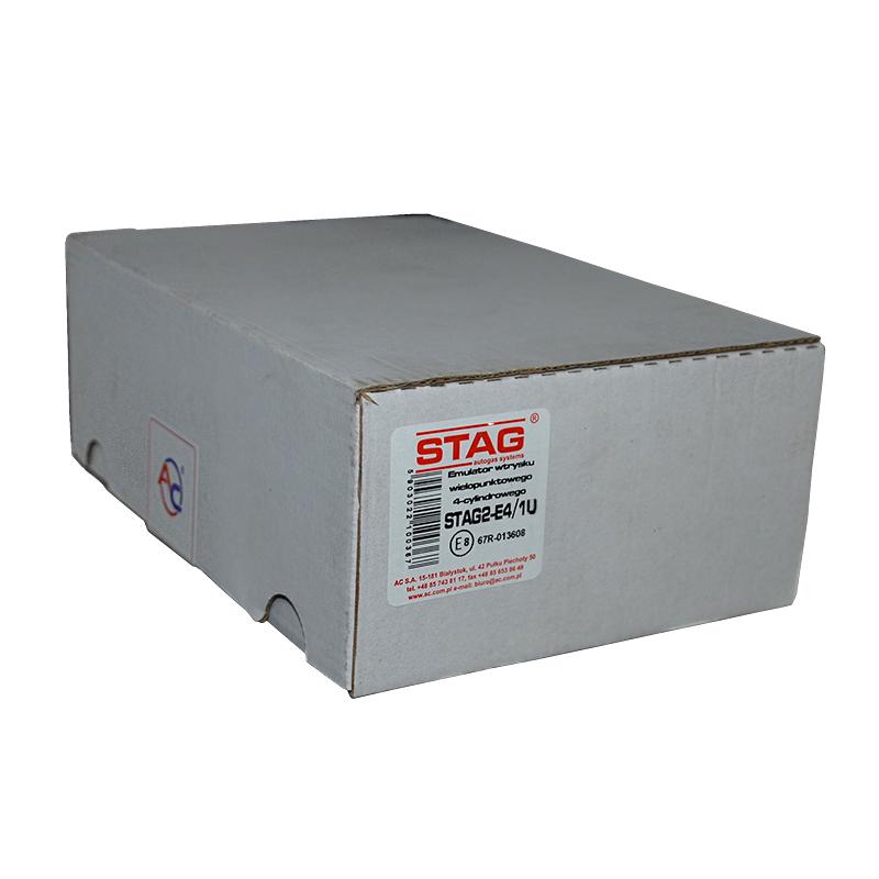 Эмулятор форсунок Stag2-E4/1U