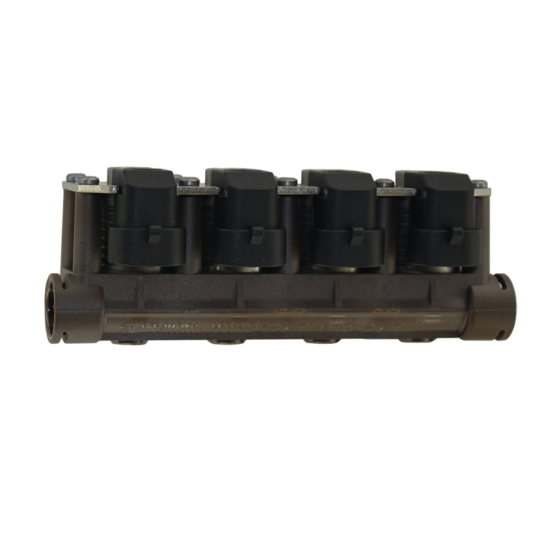 Форсунки Stag W02 (1,9 Ом, рамка 4 цилиндра)
