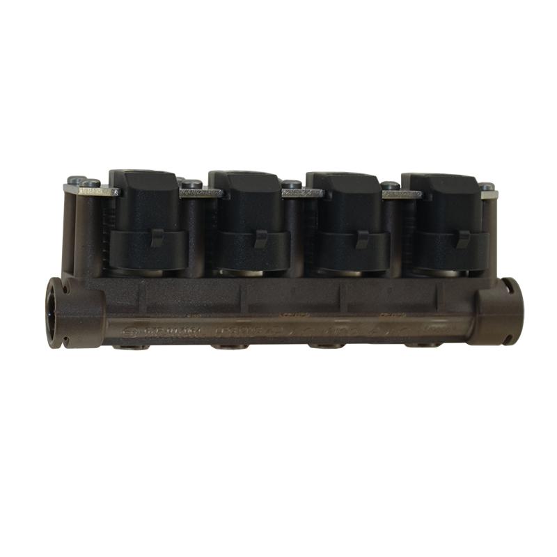Форсунки Stag W02 BFC (1,9 Ом, рамка 4 цилиндра)