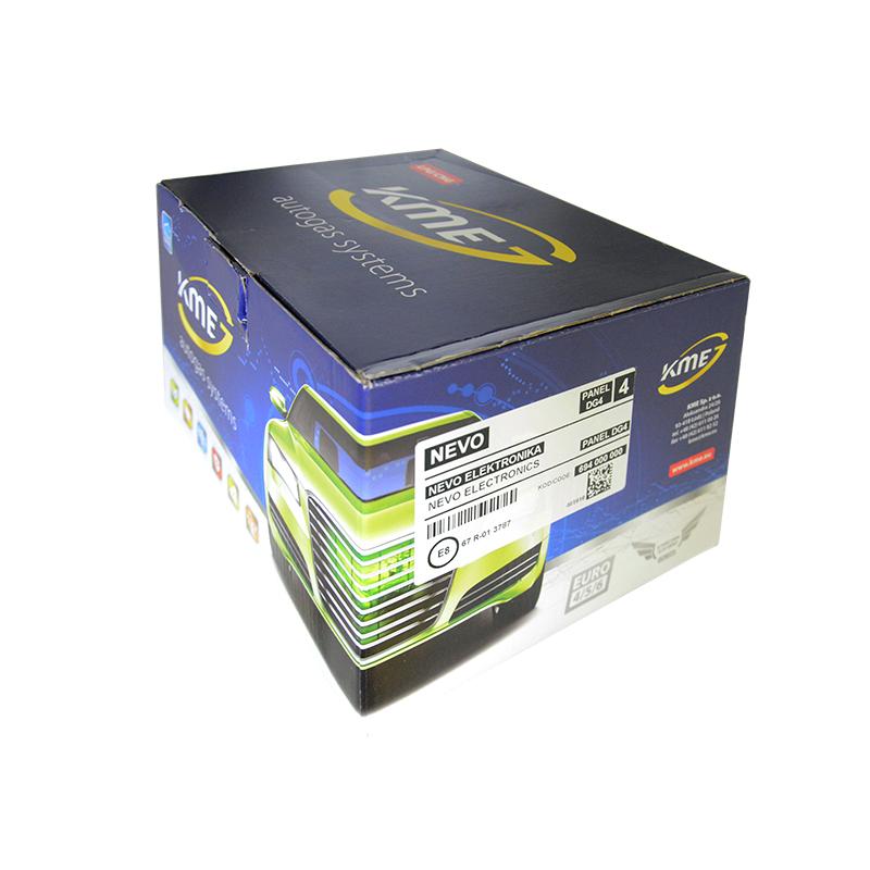 Электроника KME Nevo 4 цилиндра