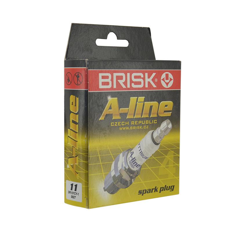 Свеча зажигания Brisk A-Line 11 DR15YCY-1 (0027)