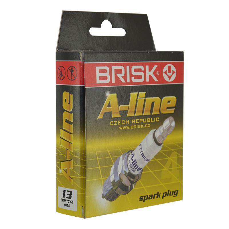 Свечи зажигания Brisk A-Line 13 LR15YCY-1 (0034)