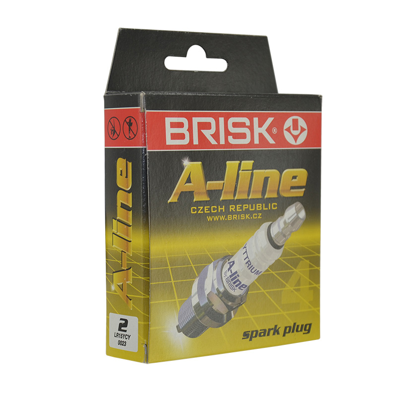 Свеча зажигания Brisk A-line 2 LR15YCY (0023)
