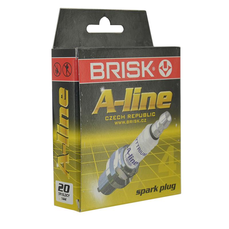 Свечи зажигания Brisk A-Line 20 DR15LDCY (1444)