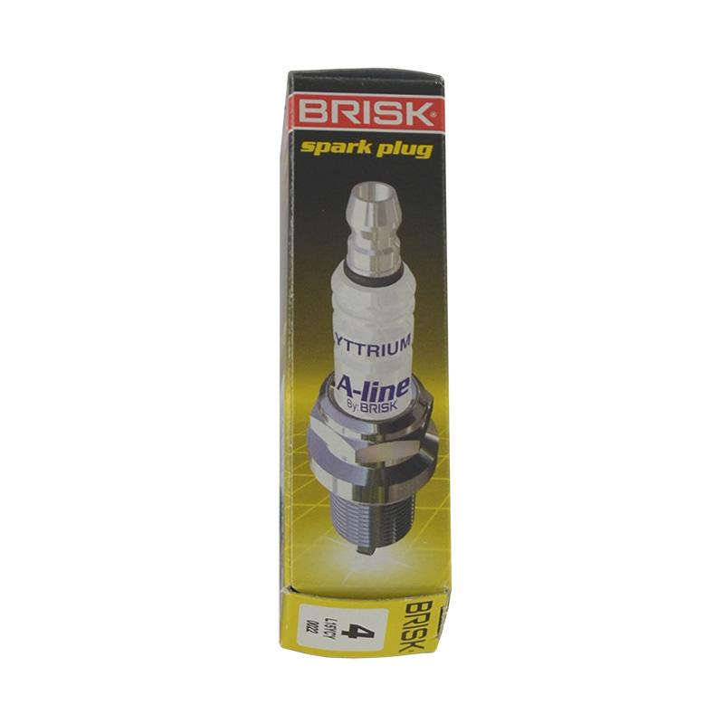 Свеча зажигания Brisk A-Line 4 L15YCY (0022)