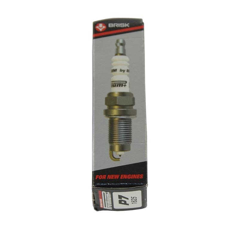 Свеча зажигания Brisk Premium+ P7 иридиевая (1625)