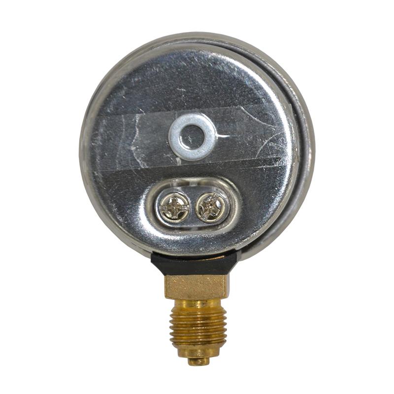 Метановый манометр 0-400 Бар Tomasetto