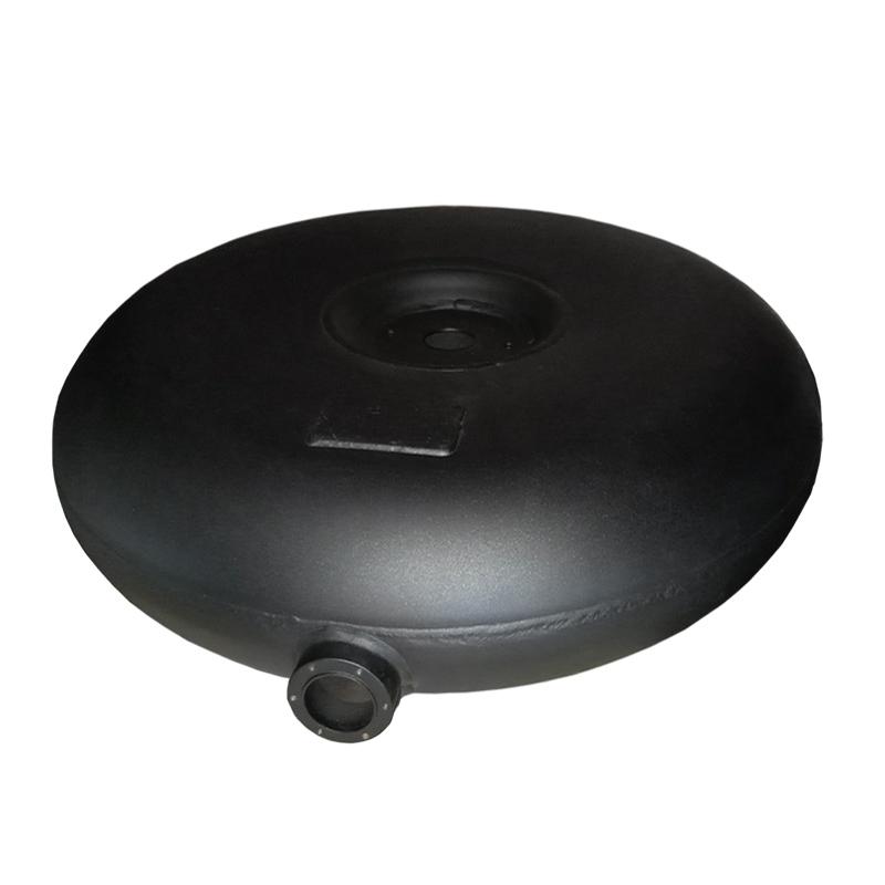 Баллон внешний тороидальный 52 л (720х180 мм) TMS