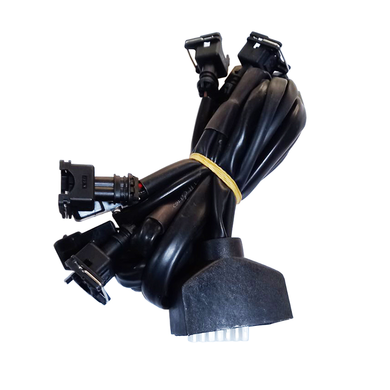 Эмулятор форсунок с разъёмами Bosch