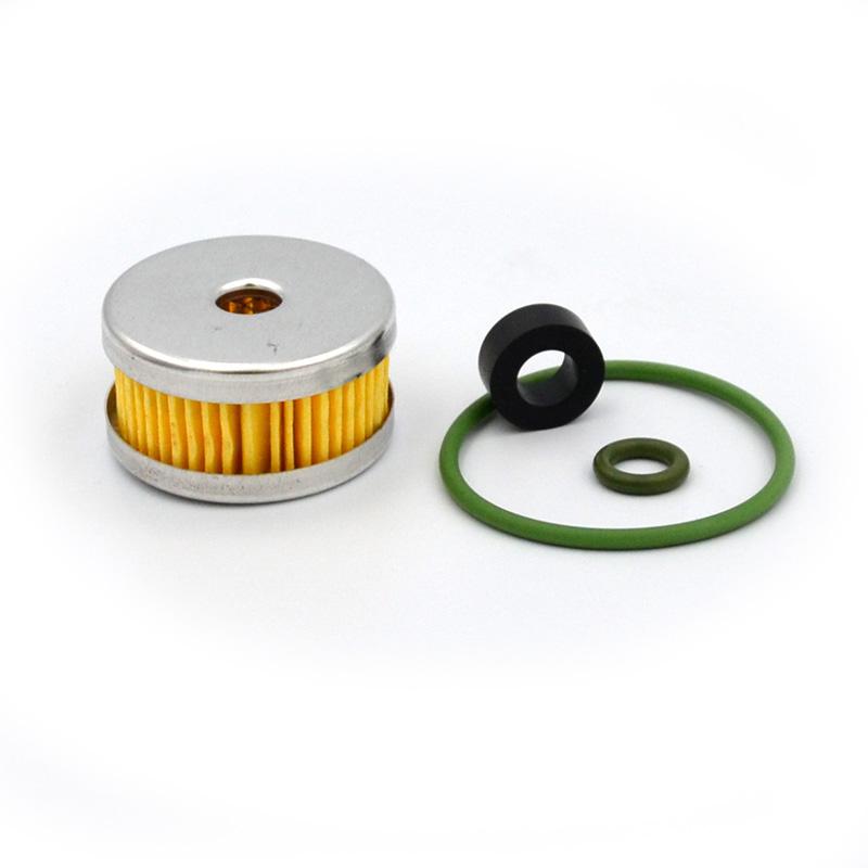 Фильтр <strong>оригинальный</strong> грубой очистки для газового клапана Lovato с резиновыми кольцами