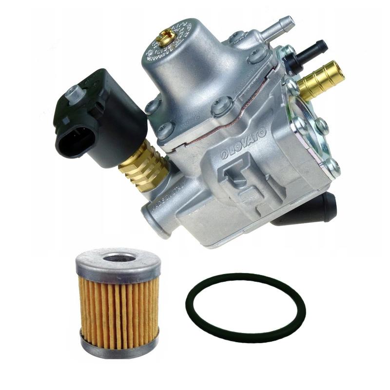 Фільтр грубого очищення для редуктора Lovato Smart Easy Fast RGJ-3.2 з гумовим кільцем