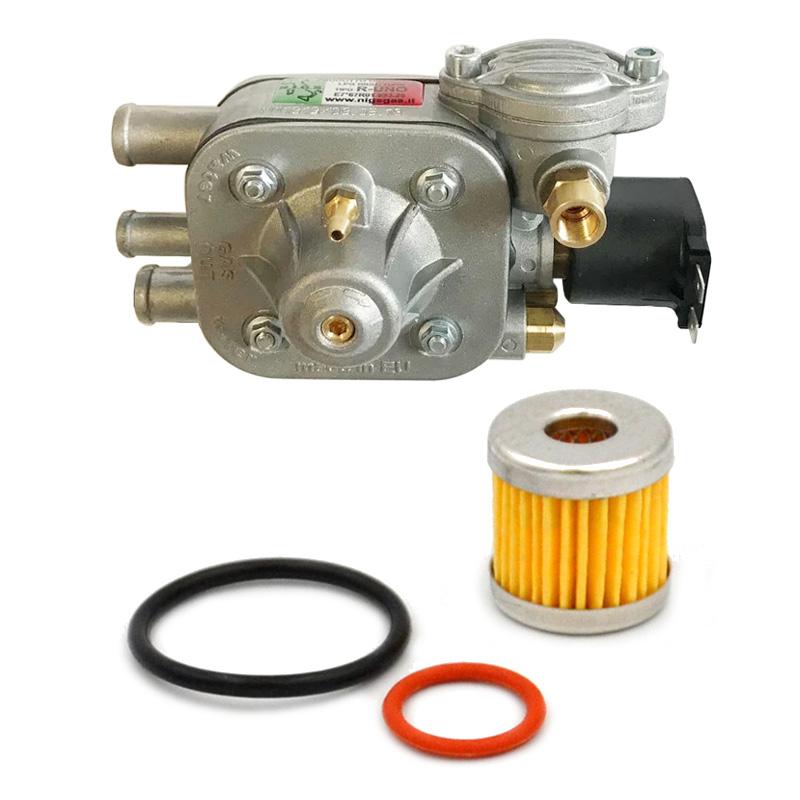 Фільтр грубого очищення для редуктора Autogas Italia R-Uno з гумовими кільцями